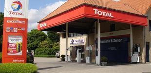 Vekemans & Zonen - Total tankstation